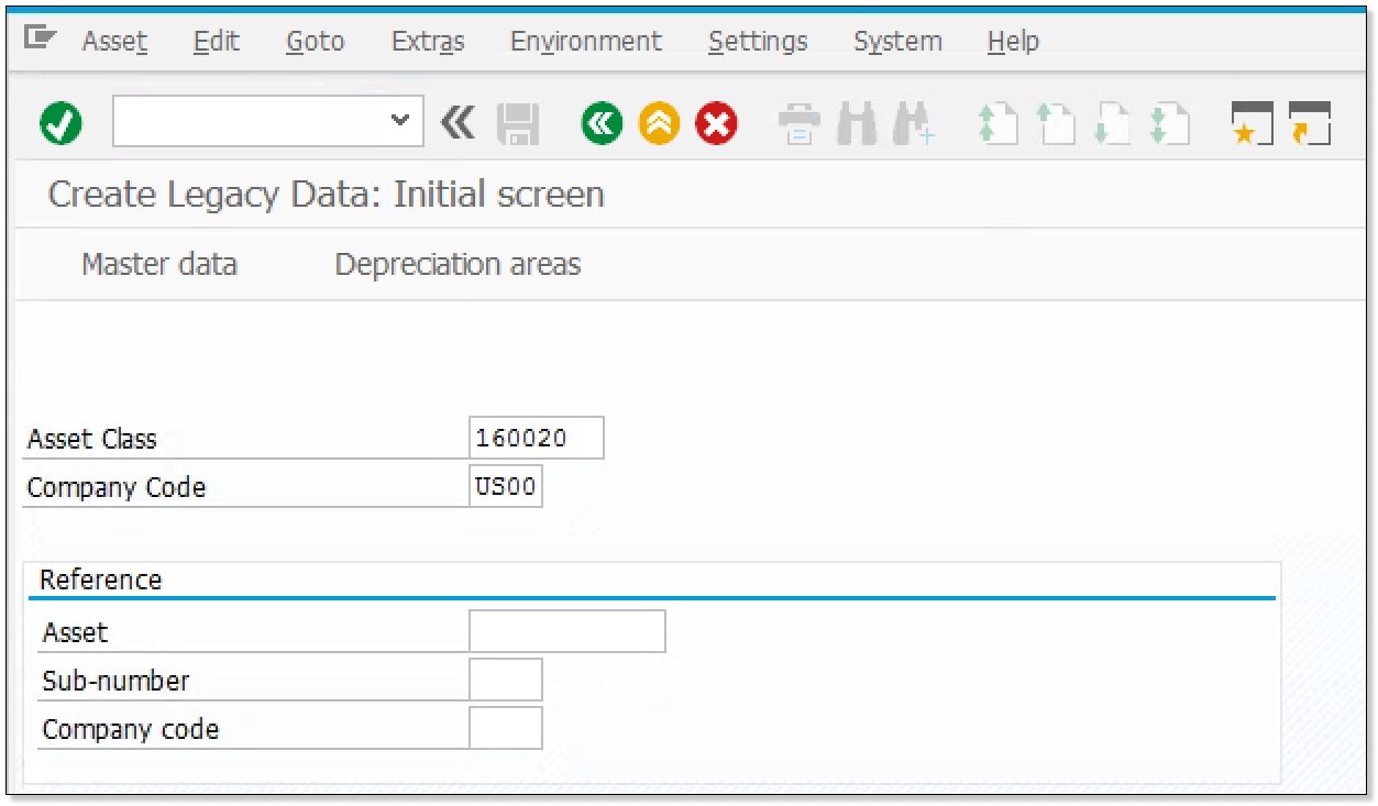 S/4HANA New Asset Accounting: Changes in Legacy Data Takeover